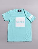 WILLPOLIS Tシャツ(MINT)