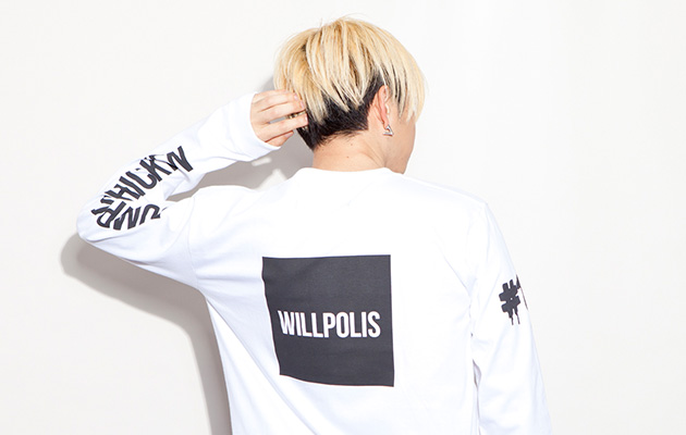 WILLPOLIS 2014 ロンT