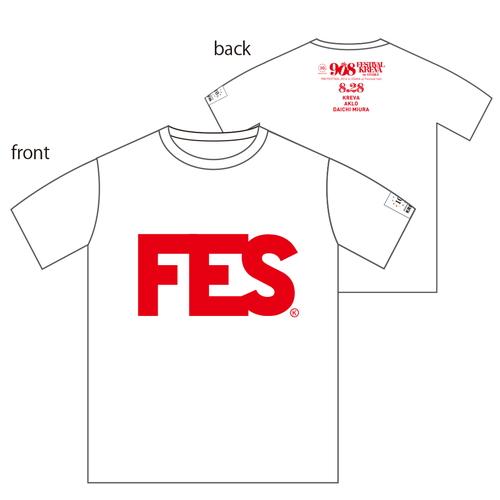 908FES 2014  FES T-Shirts (大阪公演限定販売)