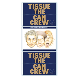 TISSUE THE CAN CREW (3コセット)