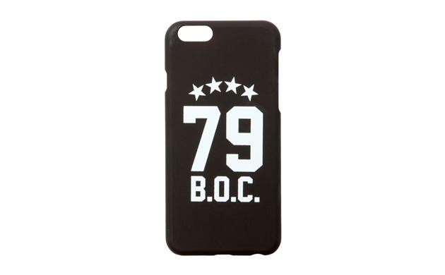 iPhoneCase Numbering79 Black