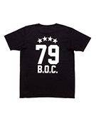 Tee Numbering79 Black