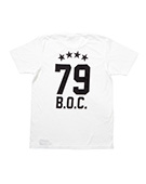 Tee Numbering79 White