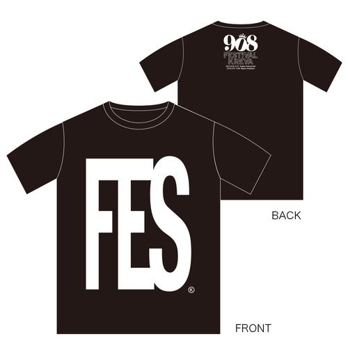 908FES 2015  FES T-Shirts [ブラック]