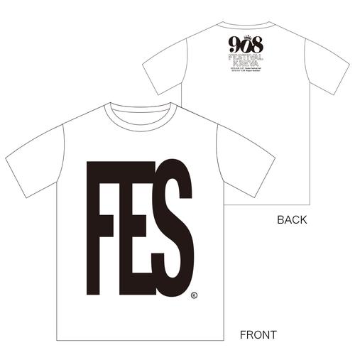 908FES 2015  FES T-Shirts [ホワイト]