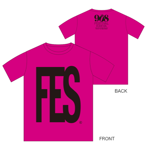908FES 2015 FES T-Shirts (KFC限定)