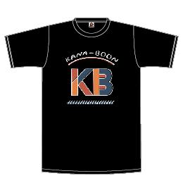 KANA-BOON 春のKB Tシャツ/ブラック