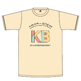 KANA-BOON 春のKB Tシャツ/キナリ