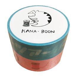 KANA-BOONのマスキングテープ