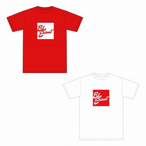 2018年夏フェス BOX Logo Summer Tシャツ
