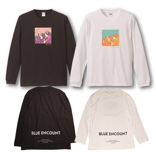 2019年冬フェス ロングスリーブTシャツ