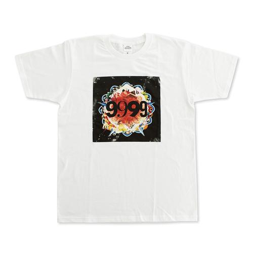 9999 Tシャツ/ホワイト