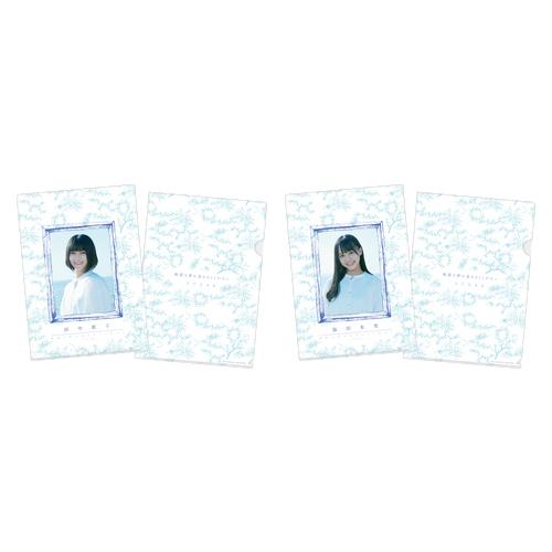 4th Single「無謀な夢は覚めることがない」個別クリアファイルセット