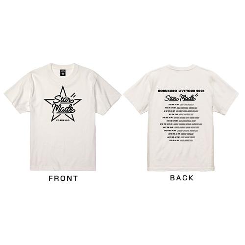 【2021ツアーグッズ】Tシャツ