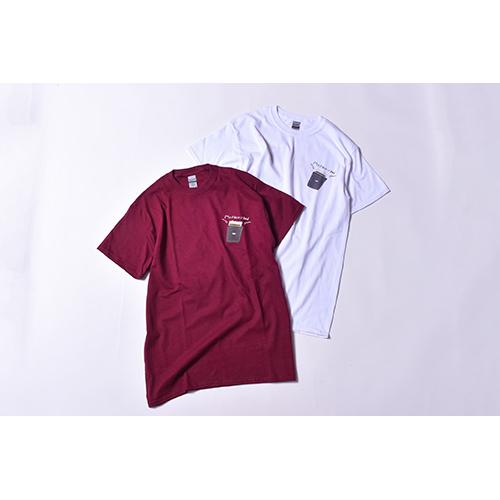 MHiB Tシャツ / 白
