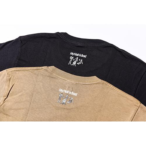 サバイブ Tシャツ【SALE】 / 黒