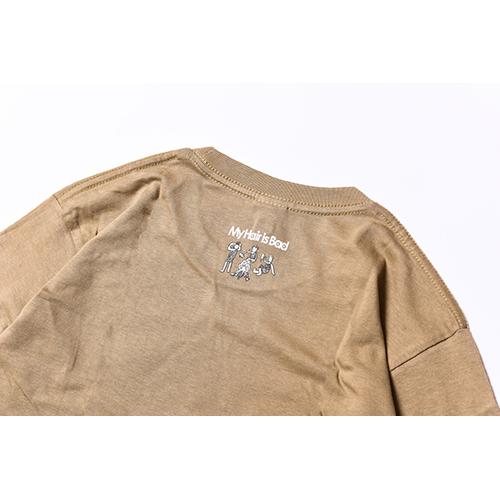 サバイブ Tシャツ【SALE】 / サンド