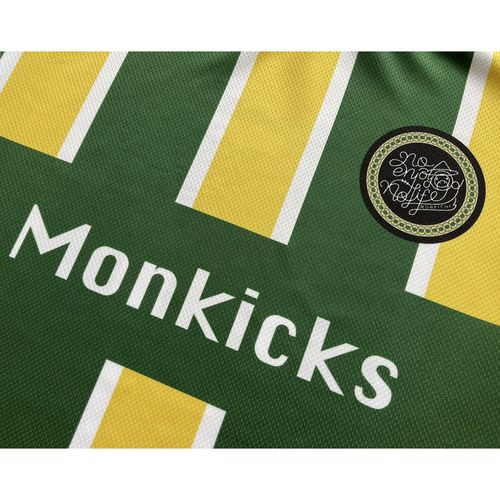 Monkicks 速乾スポーツロンT