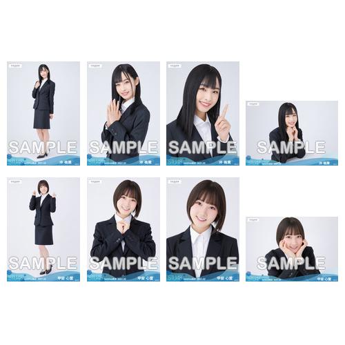 【通常配送】STU48 2021年2月度netshop限定ランダム生写真5枚セット【1期生+ドラフト3期生】