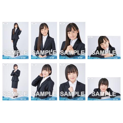 【ネコポス便】STU48 2021年2月度netshop限定ランダム生写真5枚セット【2期研究生】