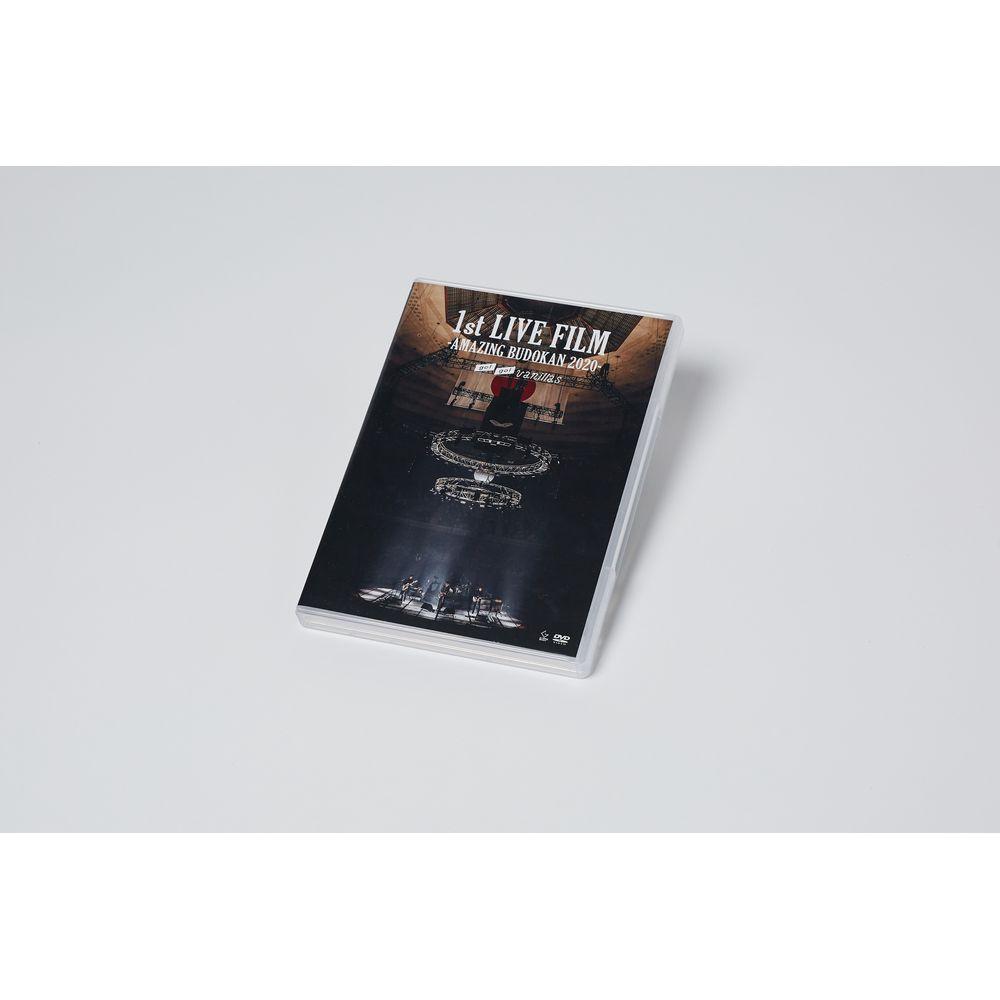 【go!go!vanillas】1st LIVE FILM -AMAZING BUDOKAN 2020- 【豪華限定セット】(DVD)