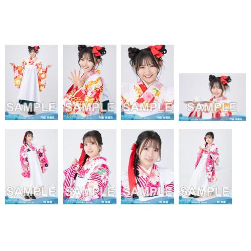 【ネコポス便】STU48 2021年3月度netshop限定ランダム生写真5枚セット【1期生+ドラフト3期生】