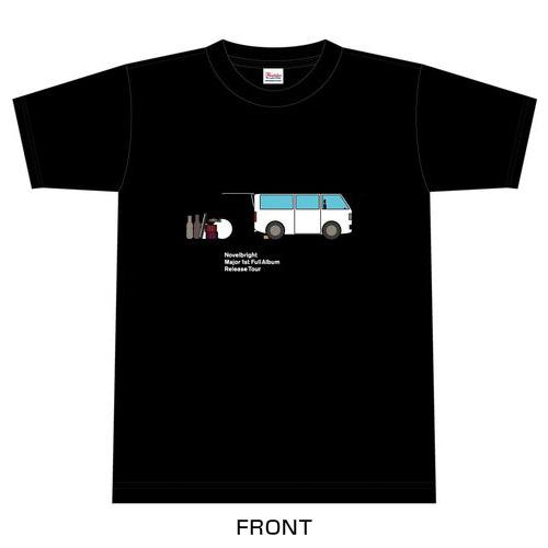 TシャツA ブラック【開幕宣言】