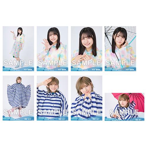 【ネコポス便】STU48 2021年5月度netshop限定ランダム生写真5枚セット【1期生+ドラフト3期生】
