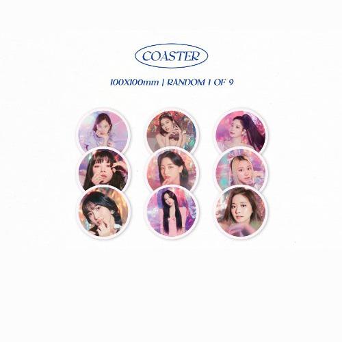 TWICE THE 10th Mini ALBUM『Taste of Love』輸入盤【Taste ver.+ Fallen ver.+In Love ver.】3形態セット