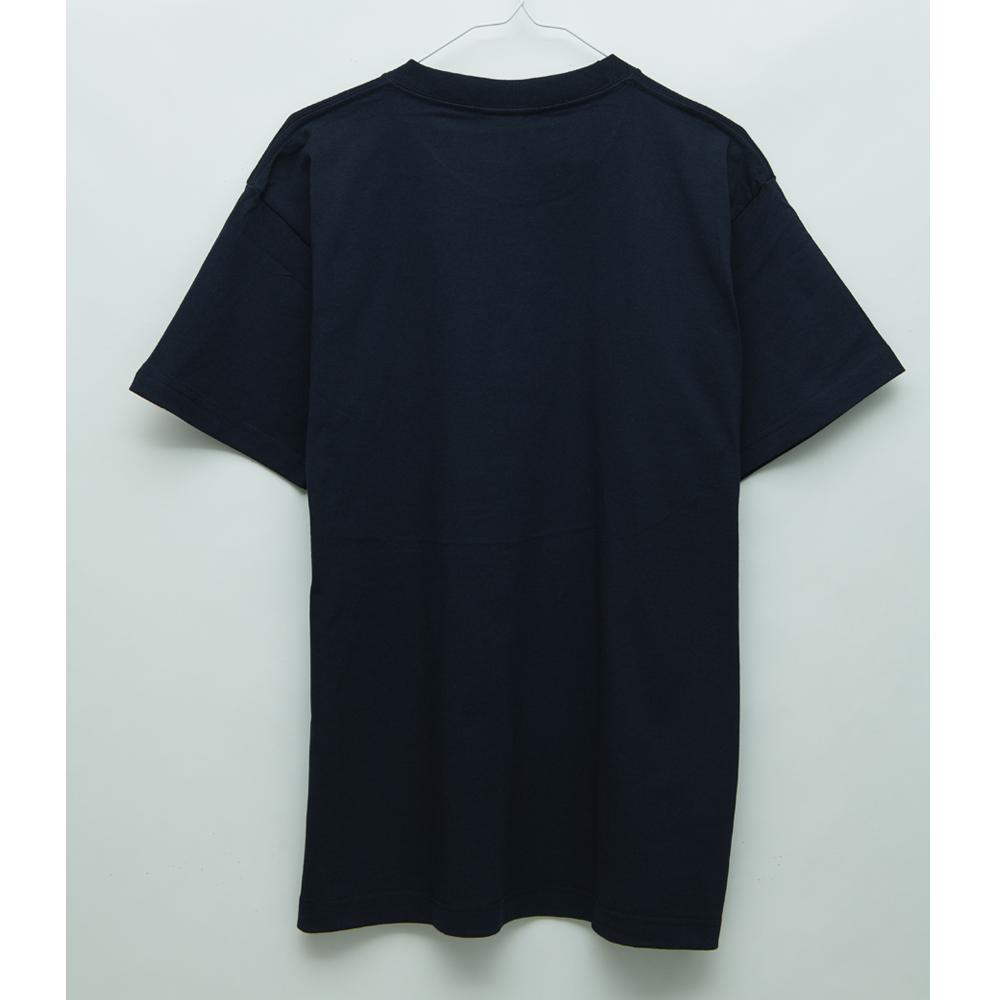 "Logo T-shirts ""KATARIBE""[Navy]"