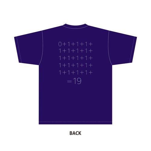 伊藤実希 生誕記念Tシャツ&メッセージ入り生写真(2021年8月度)