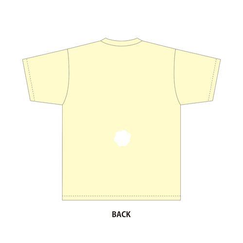 岡本彩夏 生誕記念Tシャツ&メッセージ入り生写真(2021年8月度)