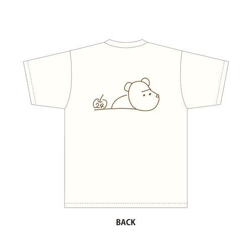 熊崎晴香 生誕記念Tシャツ&メッセージ入り生写真(2021年8月度)