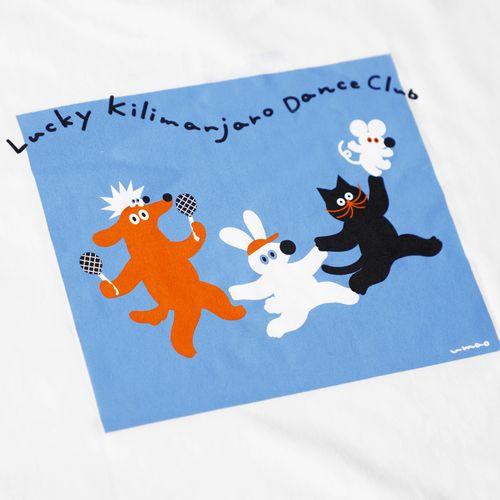 【Lucky Kilimanjaro】LKDCT -umaoコラボ- バニラホワイト