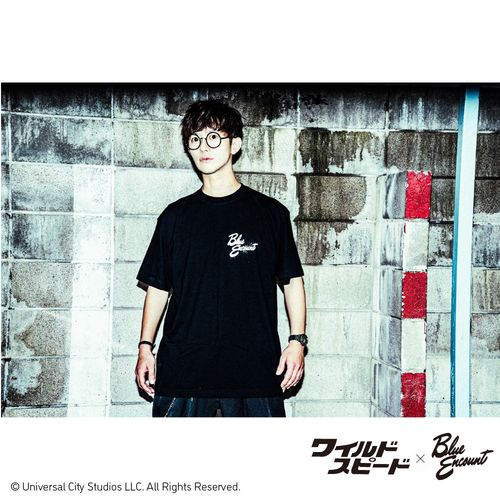 ワイルド・スピード × BLUE ENCOUNT Collaboration T-shirt