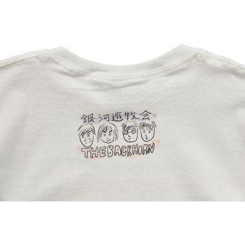 銀河遊牧会2021Tシャツ