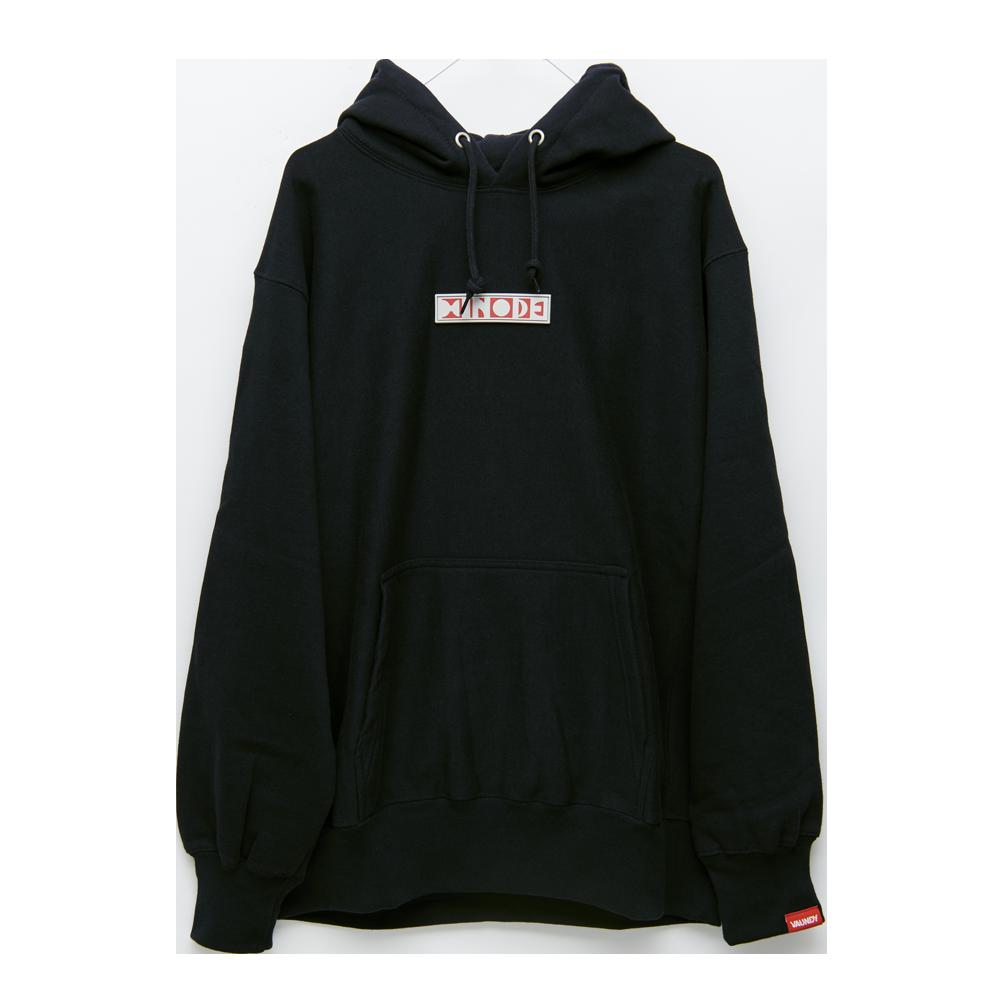 "Logo Hoodie ""HINODE""[Navy]"