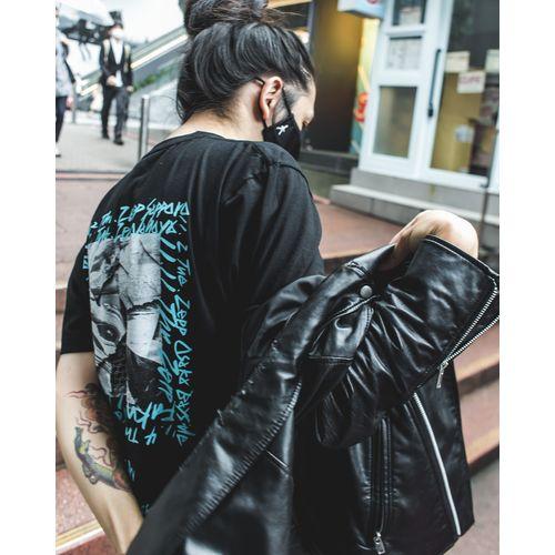 """The Fifth Dimension""tour T-shirts/black"