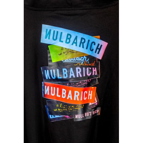 """Nulbarich hoodie(""""The Fifth Dimension""""tour)"""