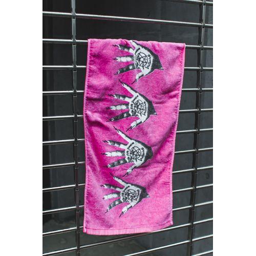 """The Fifth Dimension""tour towel [Hometown color]"