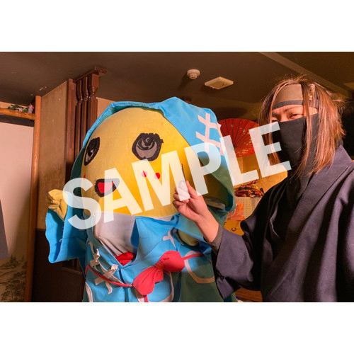 忍術を習得せよ!ふな忍者 L版5枚セットNO.2