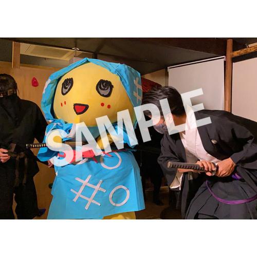 忍術を習得せよ!ふな忍者 L版5枚セットNO.3