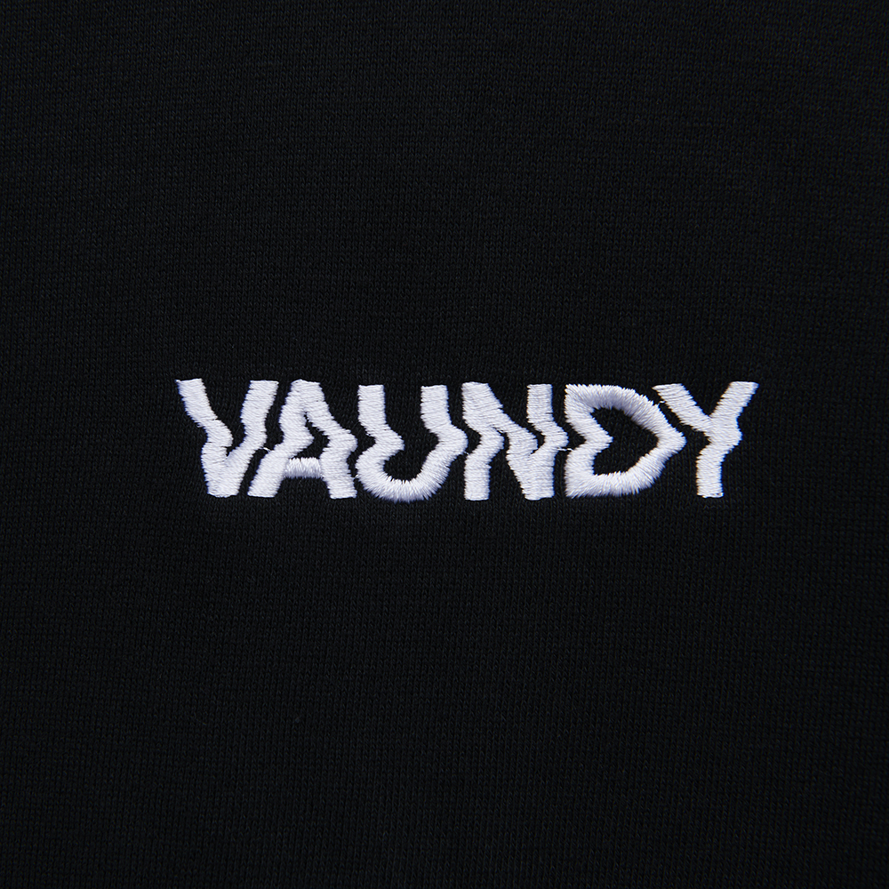 Logo Hoodie [Black]