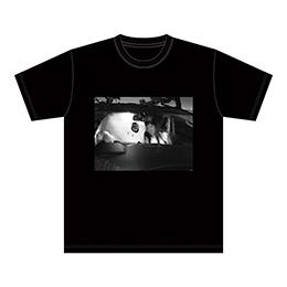 274ch. キュンキュンふなっしーTシャツ(ふなゴリ/ブラック)