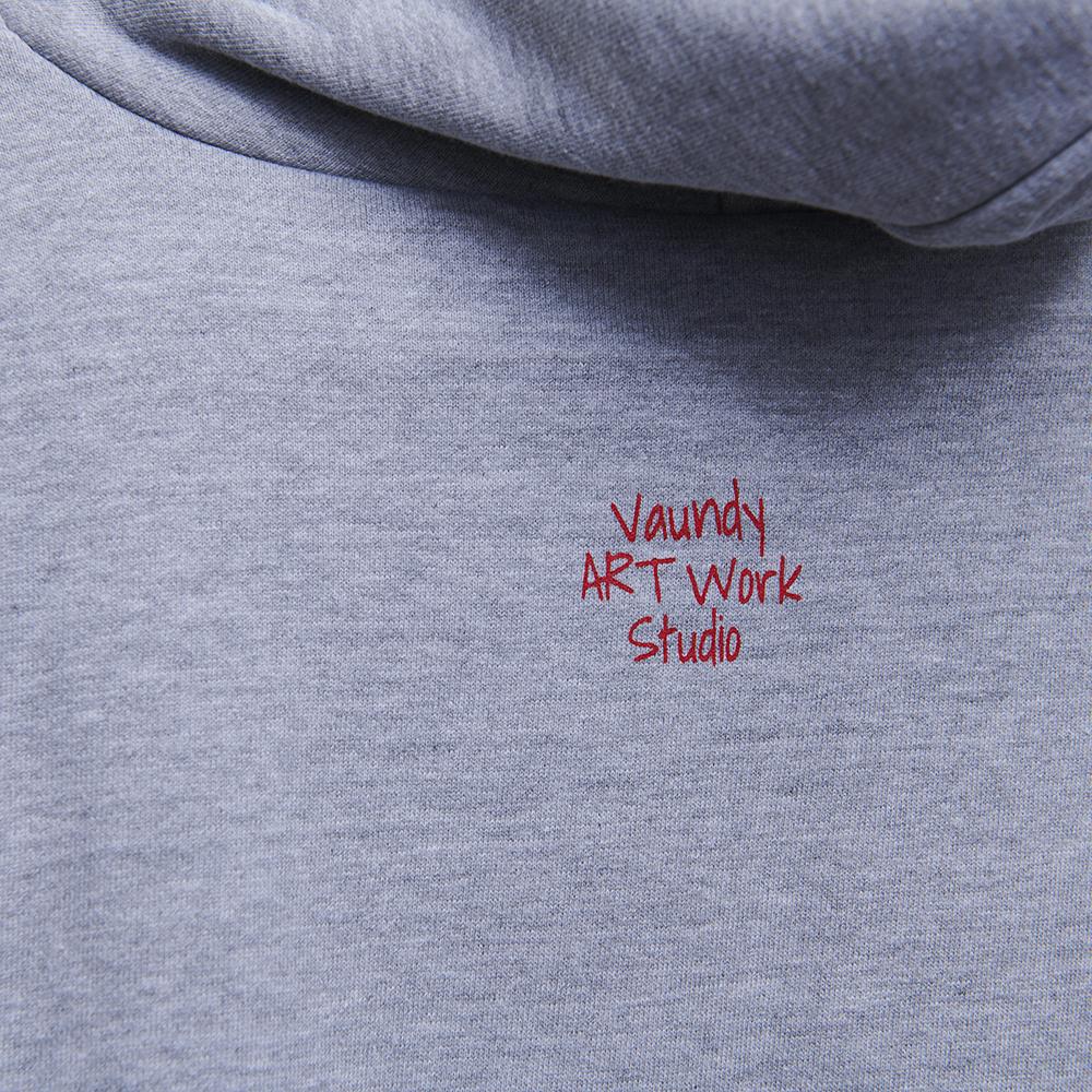 Logo Hoodie [Gray]