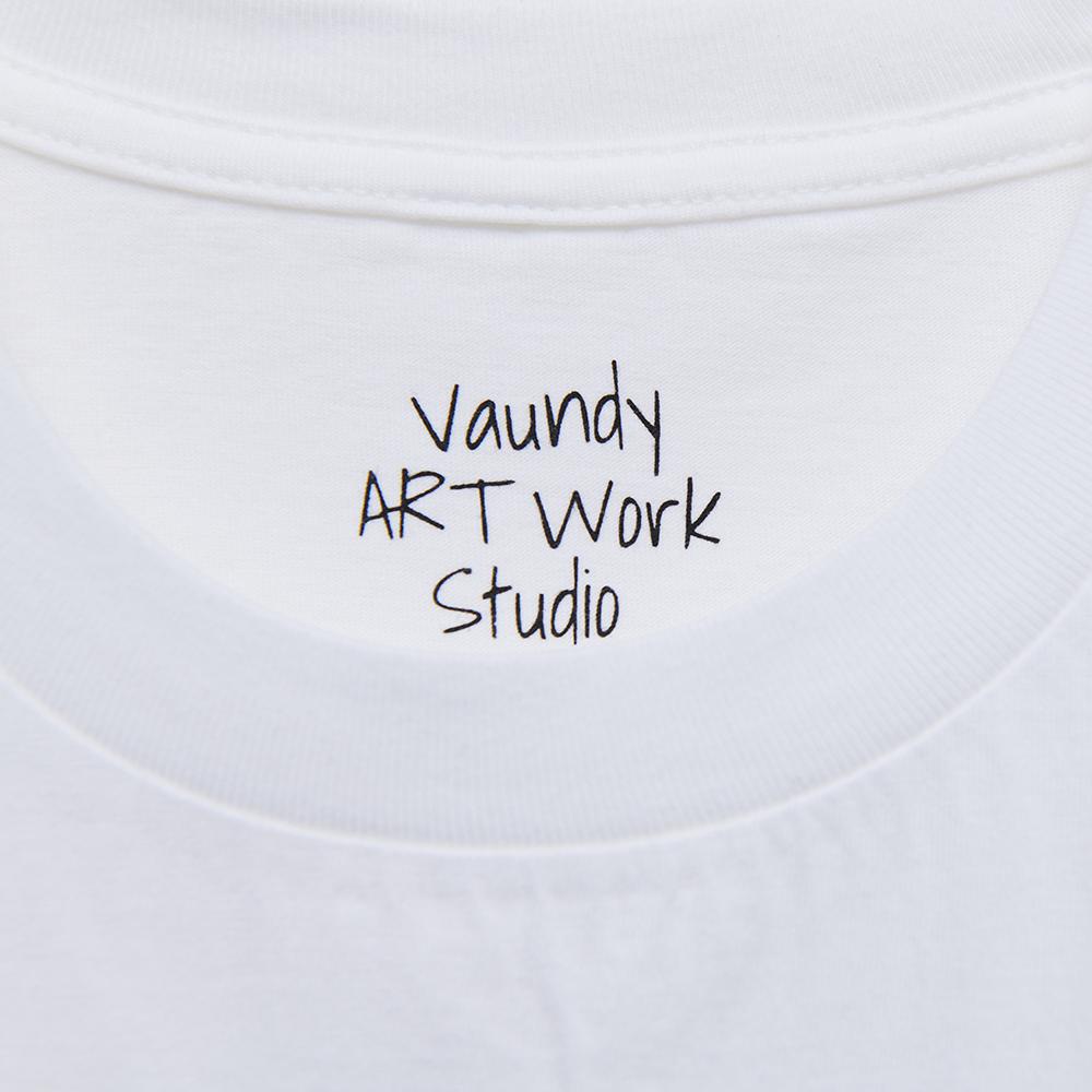 Logo T-Shirts [White]