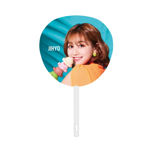 「HAPPY HAPPY」RELEASE EVENT うちわ【JIHYO】
