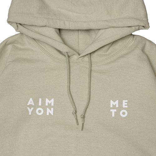 """ME TO"" MEET パーカー【AIMYON TOUR 2020 ミート・ミート】"
