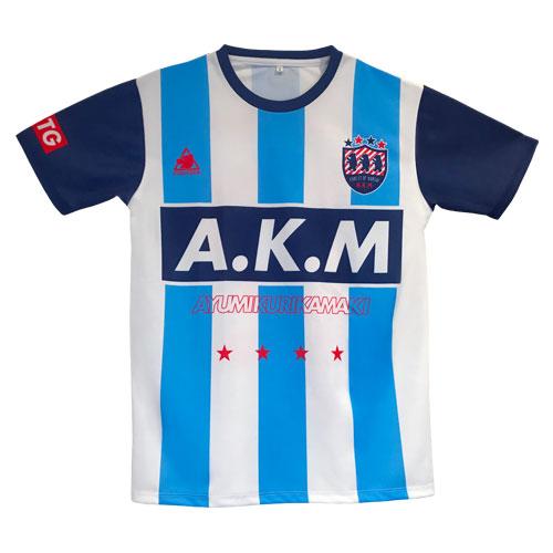 あゆくまサッカーシャツ'18
