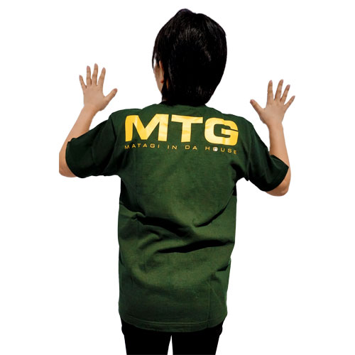 グリーンなMATAGI INDA HOUSE Tシャツ